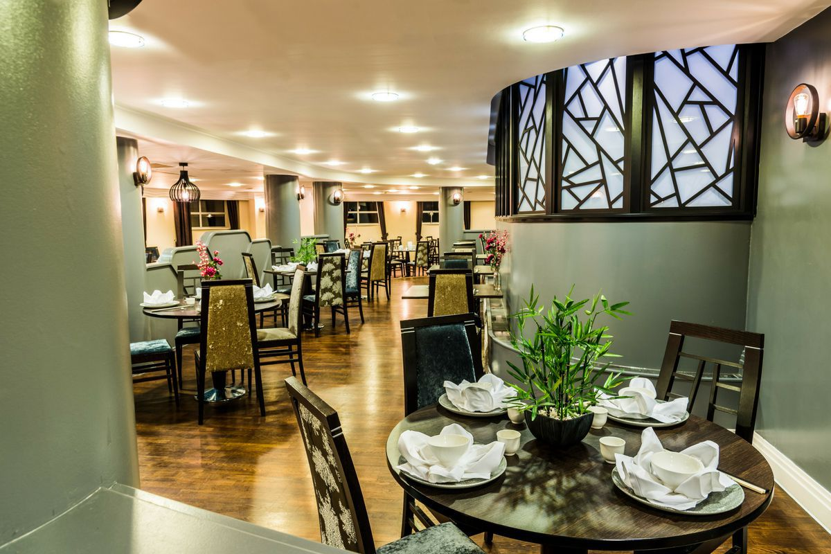 JIN Restaurant Crowne Plaza Liverpool
